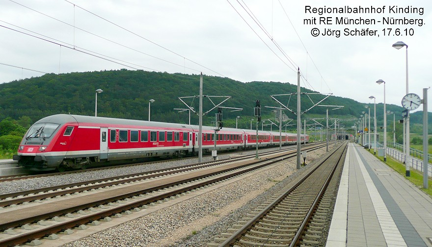 Regional-Express in Kinding